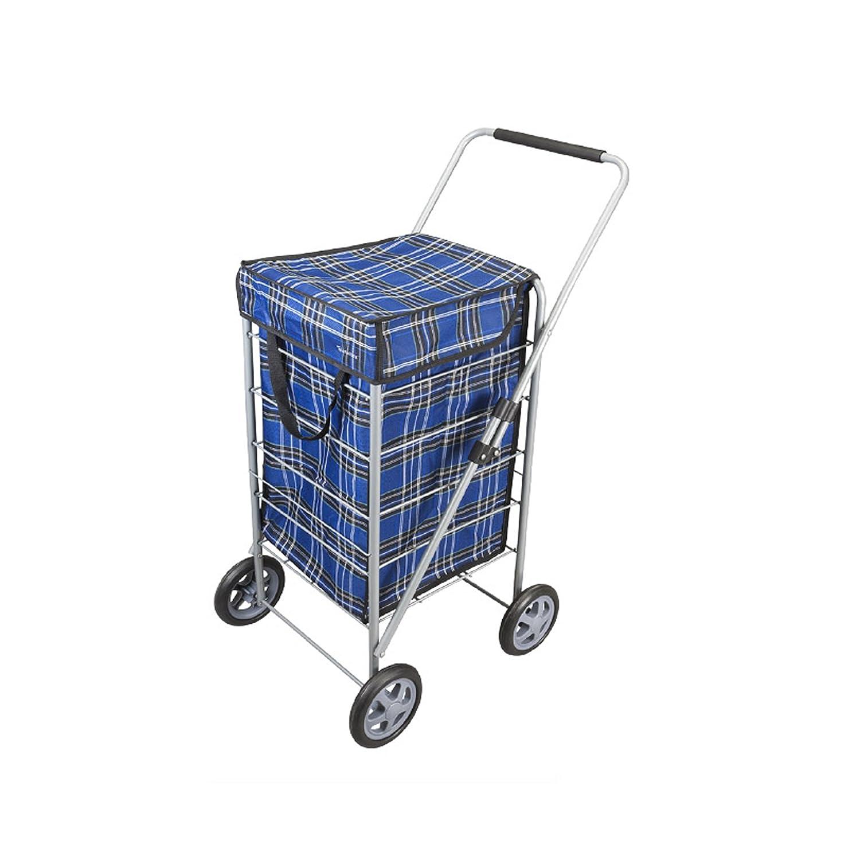 Blue Explorer Metaltex 415180 Shopping Cart