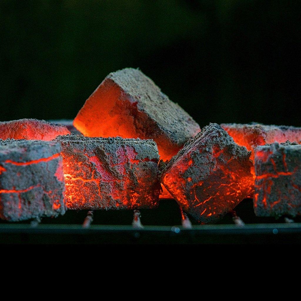 Barbacoa Carbón de leña Carbón de leña Carbono libre de humo Protección del medio ambiente Carbón de frutas Mecanismo de carbón de bambú Carbón al aire ...