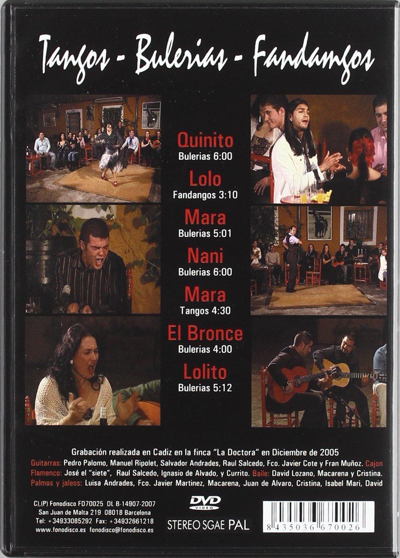 Flamenco Joven - Volumen 2 [DVD]: Amazon.es: Gitanos De Cai: Cine ...