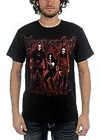 IMMORTAL - Immortal - Damned In Black Adult T-Shirt