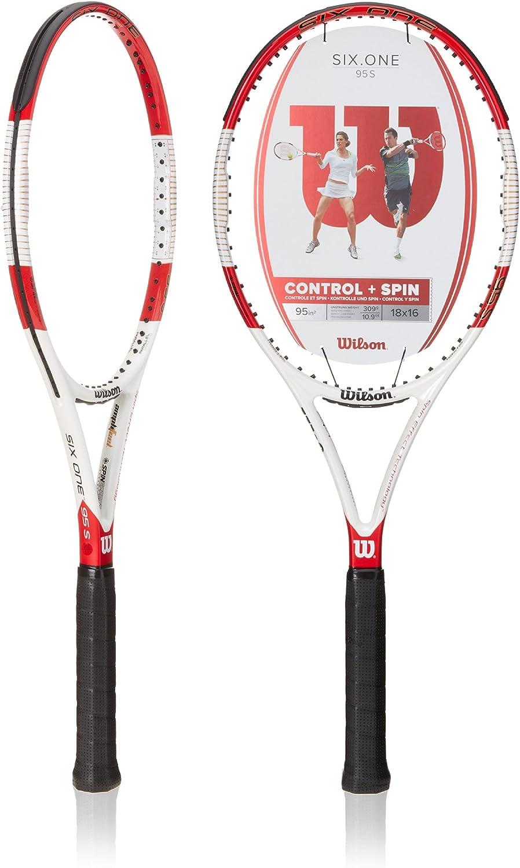 Wilson Six.One 95S Spin Effect Tennis Racquet
