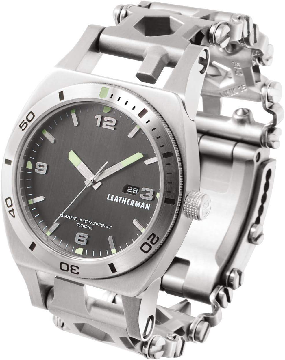 LEATHERMAN(レザーマン) マルチツール 腕時計 TREAD TEMPO