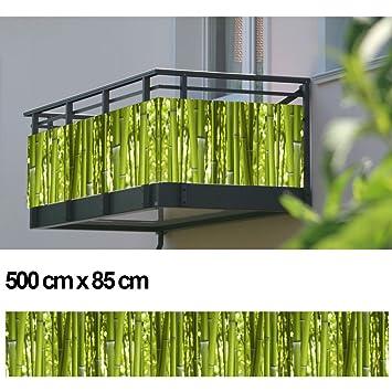 Balkon Sichtschutz Seitlicher Balkon Paravent Sichtschutz