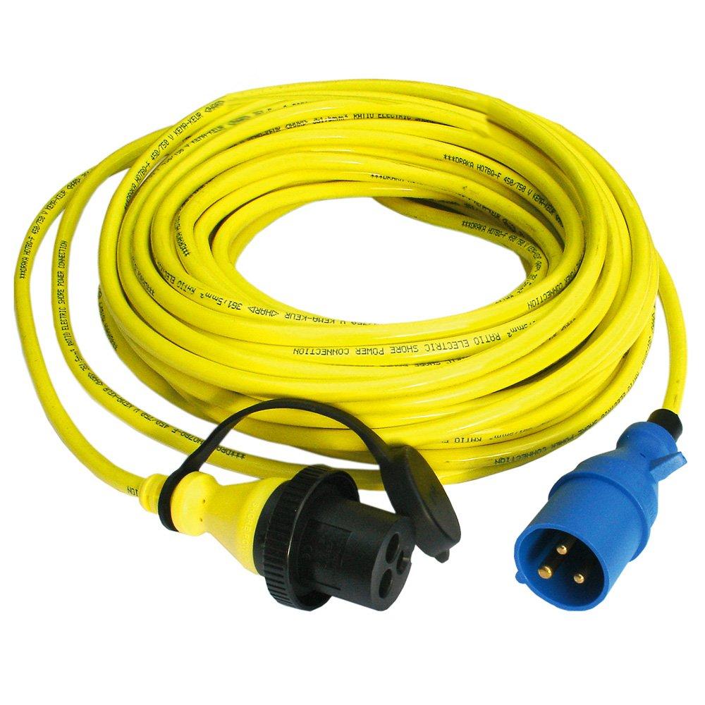 Victron Land-Strom Kabel 35m 32A H07BQ-F 3x65mm²
