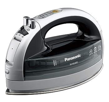 Panasonic NI-WL600 Stainless Steel Soleplate Cordless Iron