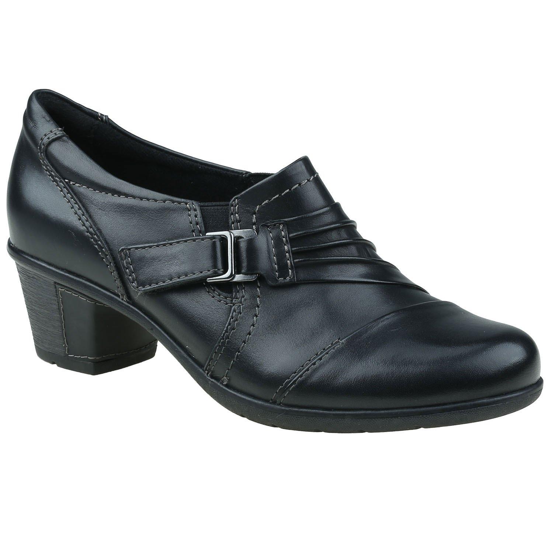 Earth Origins Womens Honor Closed Toe Casual Slide Sandals B004W8KN5I 8.5 B(M) US|Black