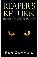 Reaper's Return (Chronicles of Aesirium Book 1) Kindle Edition