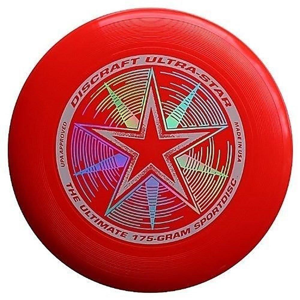 Discraft Ultra-Stars Ultimate Frisbee 175 Gram Championship Sport Discs