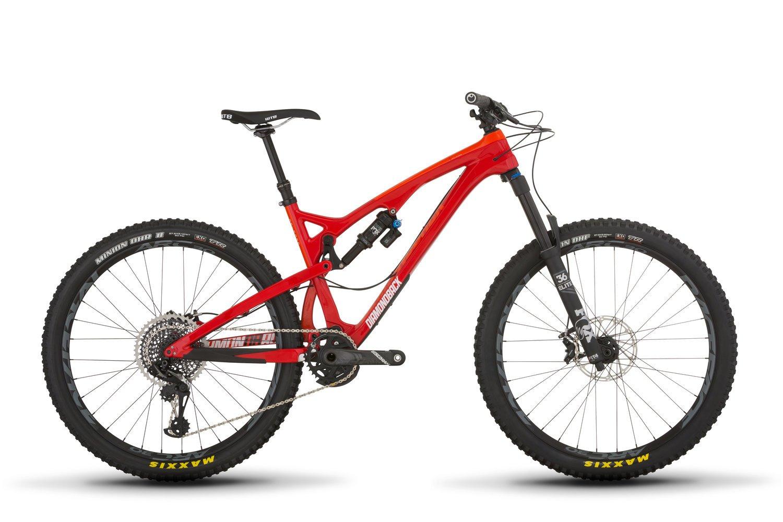 Diamondback Bicycles Release 5C Carbon Full Suspension Mountain Bike