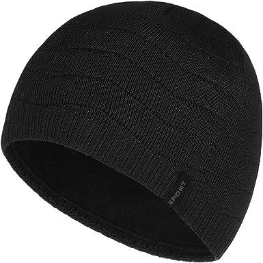 Made in Detroit Warm Winter Hat Knit Beanie Skull Cap Cuff Beanie Hat Winter Hats for Men /& Women