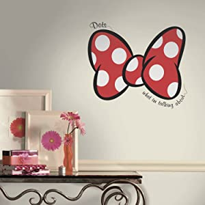 RoomMates Dots What I'm Talking About Peel and Stick Giant Wall Graphic