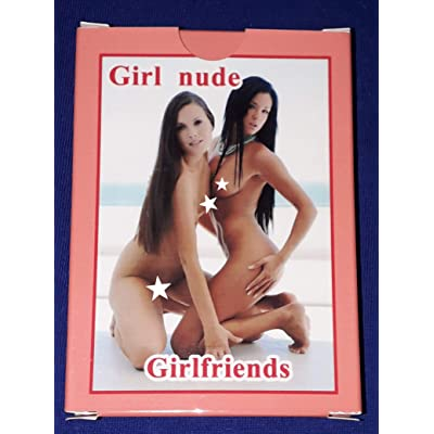 JLS Playing Cards Deck Pin-up Girl Friends: Sports & Outdoors