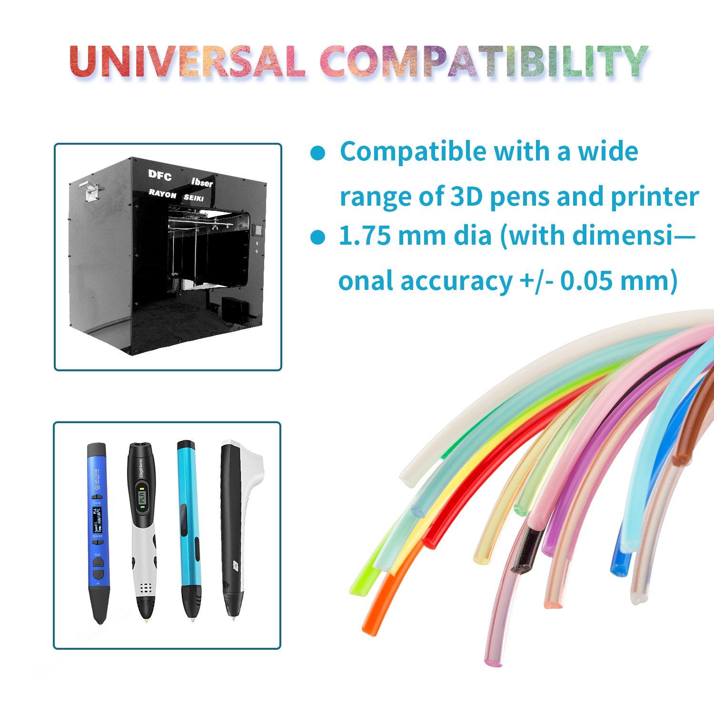 MKOEM Filamento de pluma 3D, Materiales de impresión 3D de ...