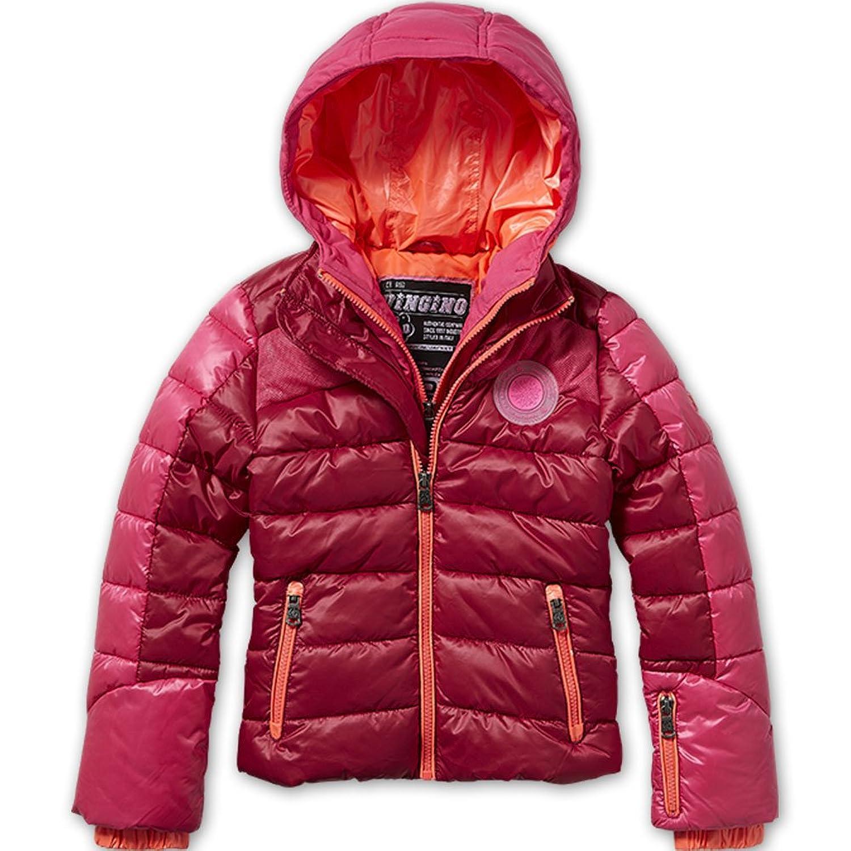 Vingino Mädchen Winter Ski Jacke Trinette aubergine red JG1630004