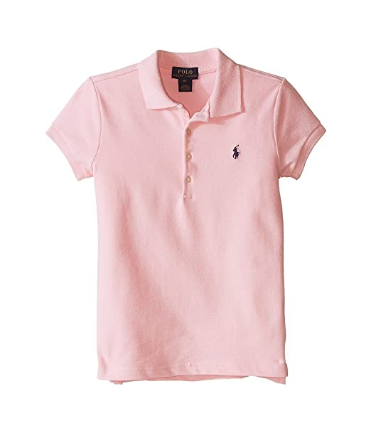 ec0b76e10567c3 Image Unavailable. Image not available for. Color  Polo Ralph Lauren Kids  Short Sleeve Mesh Polo Shirt Little ...