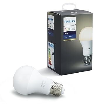 Amazon Com Philips Hue White E27 Led Lampe Erweiterung Dimmbar