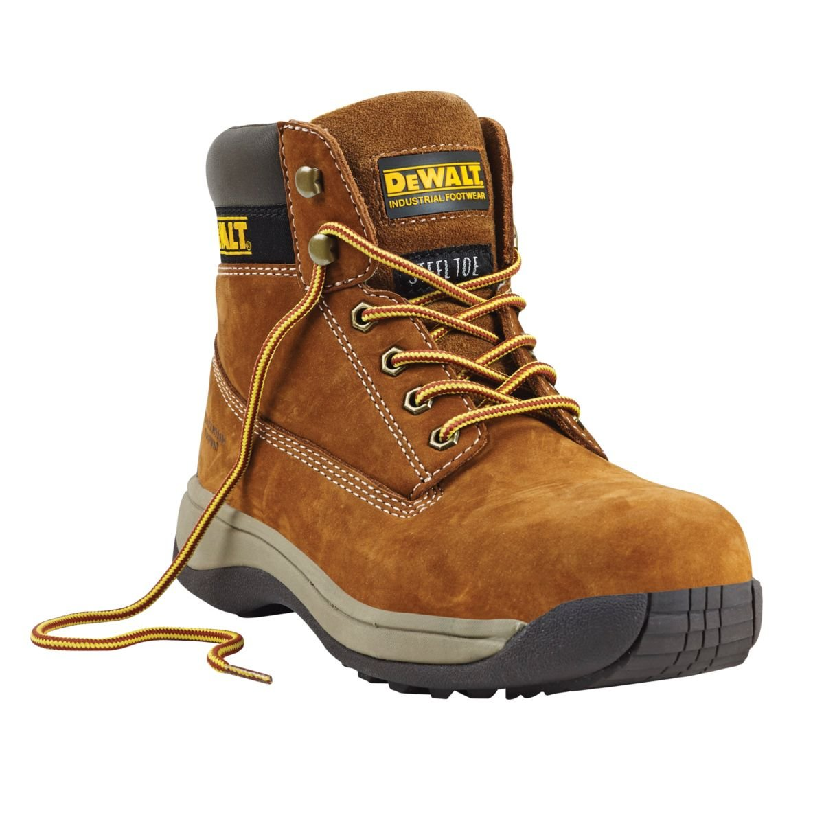 24514bfc0c4 DeWalt Apprentice Safety Boots Sundance Size 10: Amazon.co.uk: DIY ...