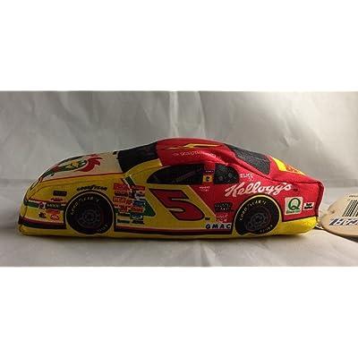 Nascar Speedie Beanie Kelloggs Cornflakes #5 Starburst Car: Toys & Games