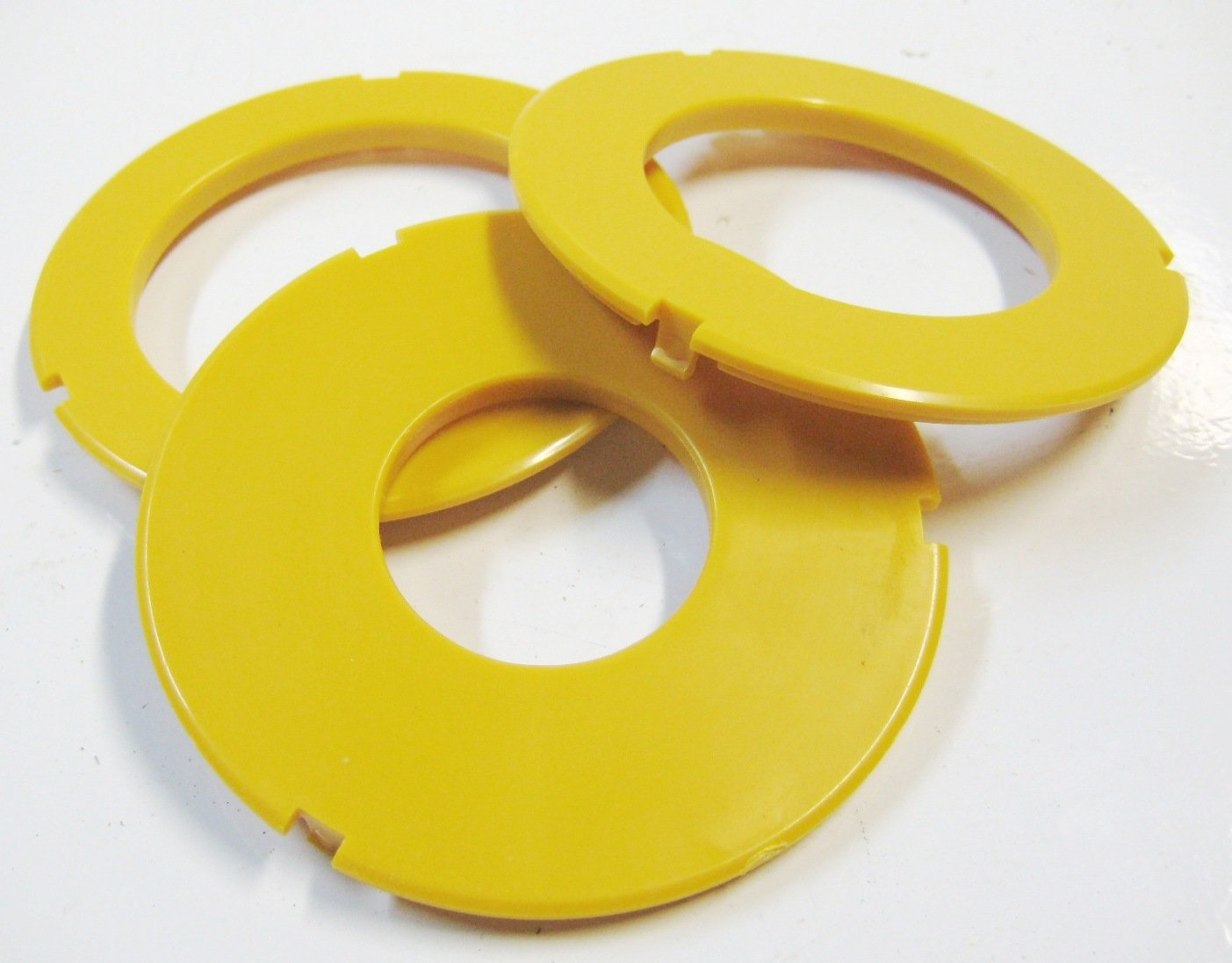 Router Table Insert Rings 3'' OD Fits Sears Craftsman Ryobi & Others, Set of 3 by Or1More