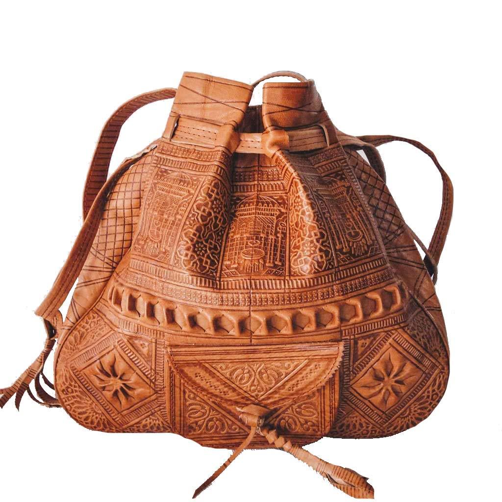 Leather Bag Handmade Leather Handbag Genuine Leather Purse Leather Tote Bag Leather Purse Crossbody Moroccan Shoulder Bag