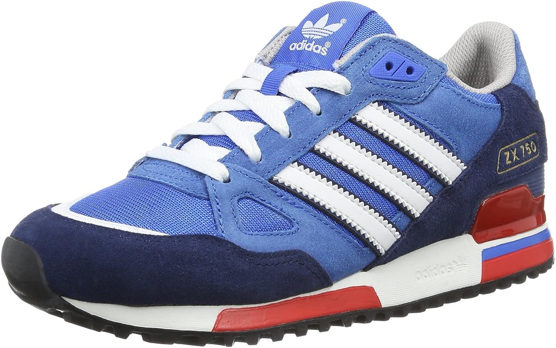 adidas herren zx schuhe blau
