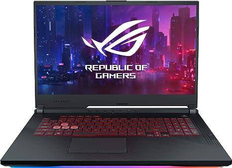 ASUS ROG Strix G731GT-AU006T - Portátil Gaming de 17.3