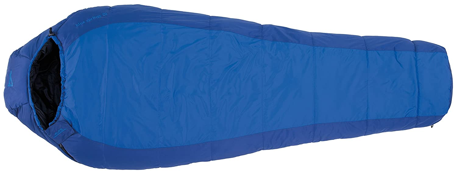 ALPS Mountaineering Blue Springs Sleeping Bag 35 Degree Synthetic