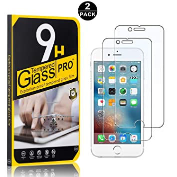 3 Pack Tempered Glass Screen Protector Bear Village Screen Protector for iPhone SE 2020 // iPhone 8 // iPhone 7 HD Screen Protector Glass for iPhone SE 2020 // iPhone 6s // iPhone 6