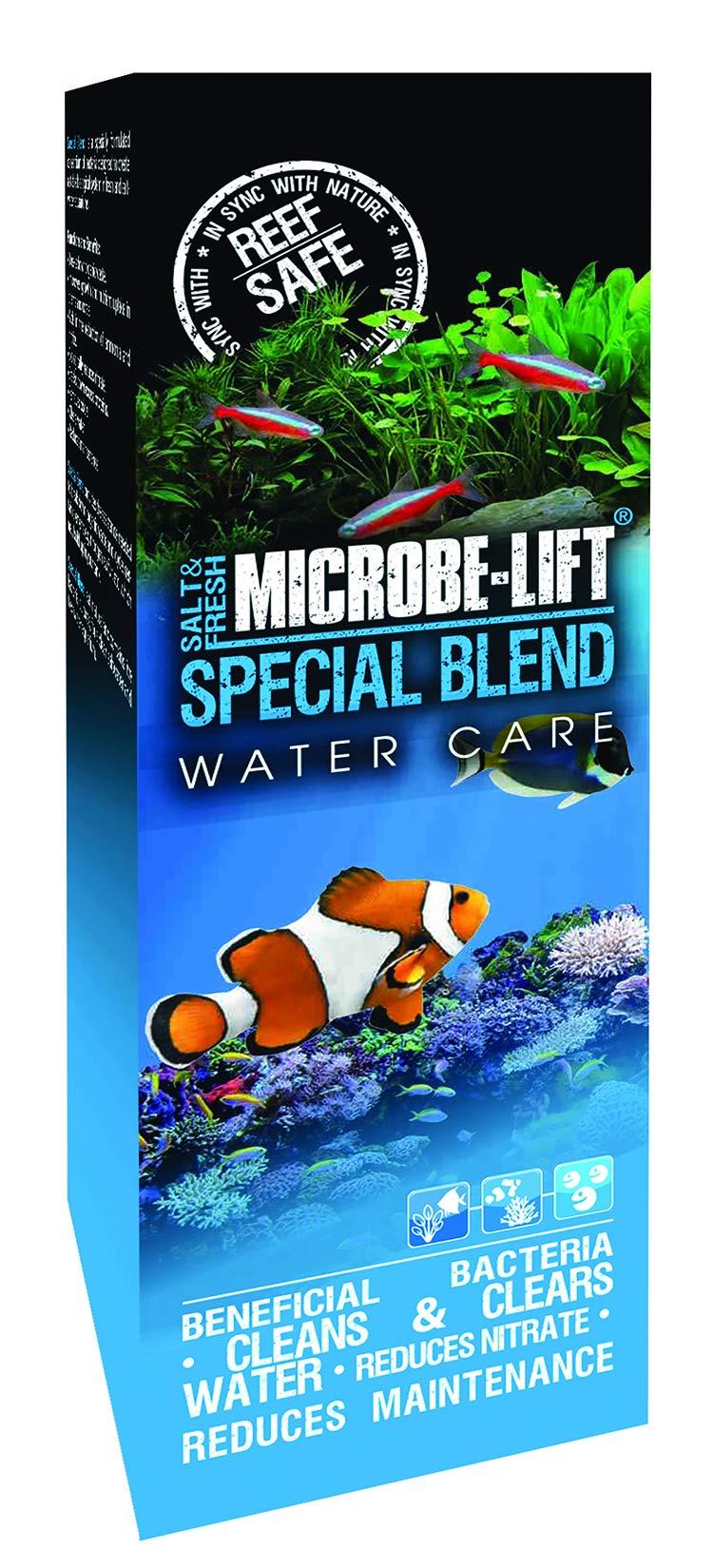 Ecological Laboratories Microbe-Lift Special Blend Aquarium Bacteria Size: 8.5 oz.