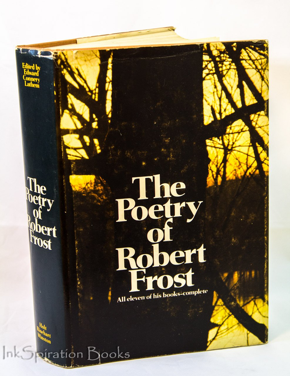 The Poetry of Robert Frost, Robert Frost