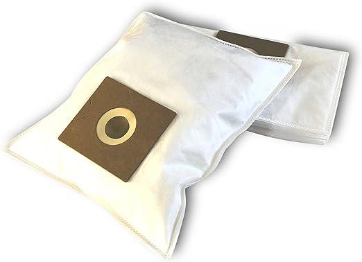 10 bolsas de aspiradora a Expert 1900 EXP, bolsa para el polvo ...