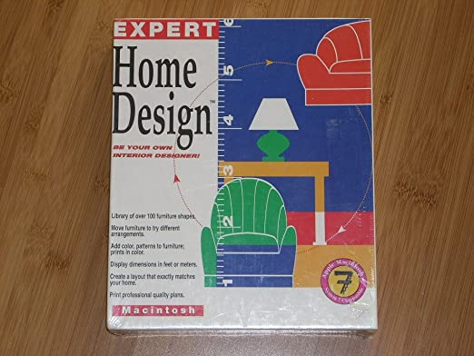 EXPERT Home Design Software For Macintosh. Be Your Own Interior Designer.