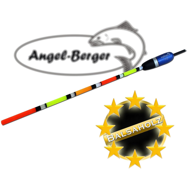 Angel Berger Balsaholz Multicolor Waggler 3g