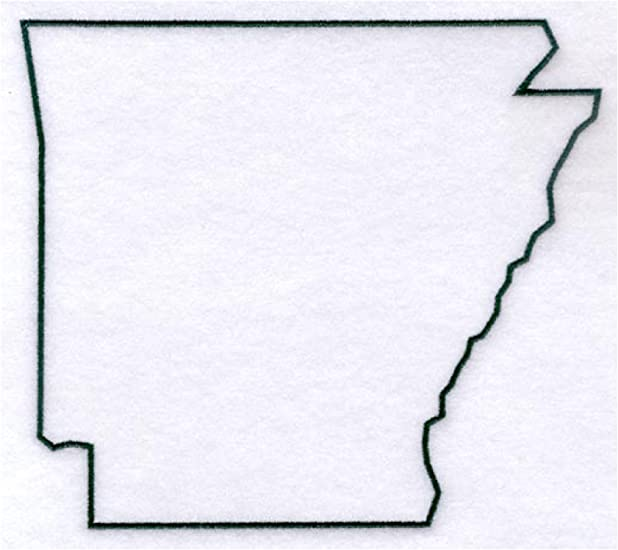5x7 Pack of 3 Arkansas State Stencils Made from 4 Ply Mat Board 11x14 8x10