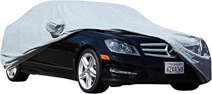 2012 2013 2014 2015 2016 Ford Escape Waterproof Car Cover w//MirrorPocket BLACK