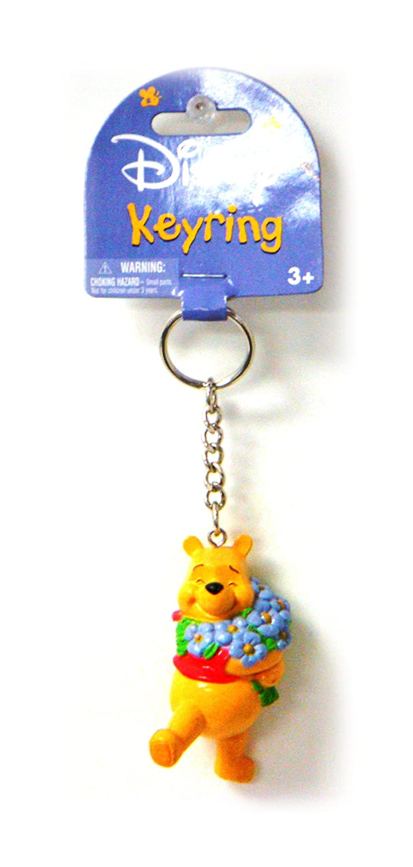 Disney Winnie The Pooh PVC Figural Key Ring