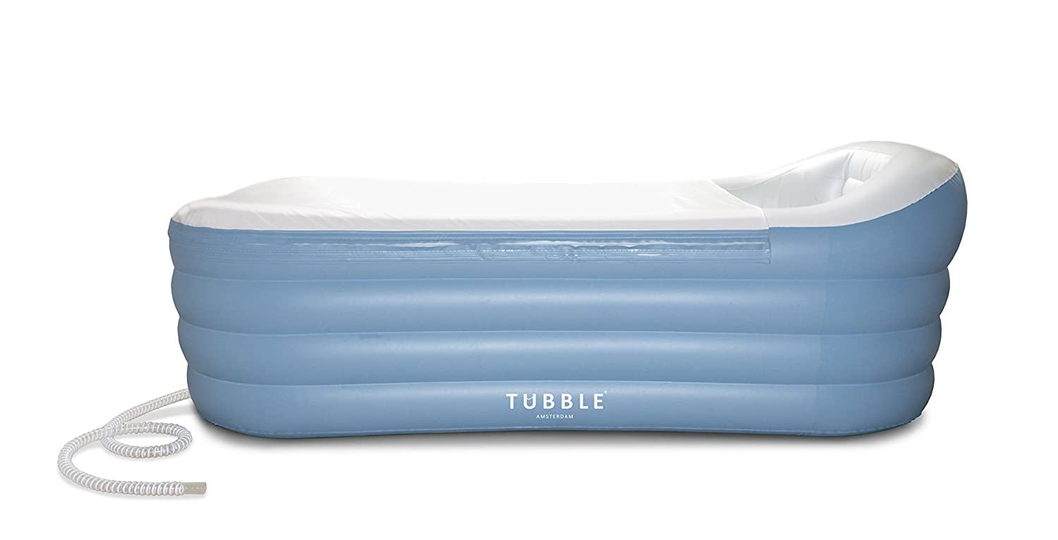Amazon.com: Inflatable Bathtub, Tubble ® Royale, Adult Size Portable ...