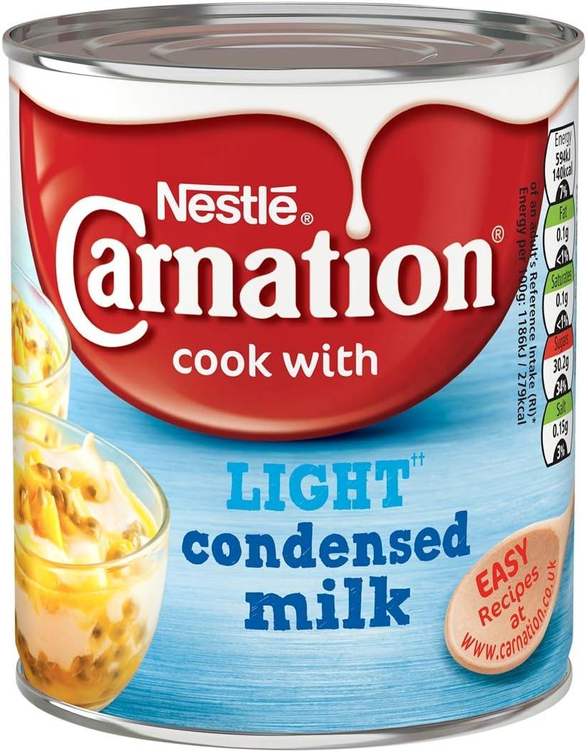 Nestlé Carnation Cook with Light Condensed Milk 405 g