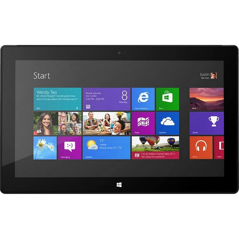 Microsoft Surface Pro Tablet Black - 64GB, 10 6