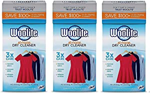 Wooliteat-Home Dry Cleaner, Fresh Scent, 18 Cloths