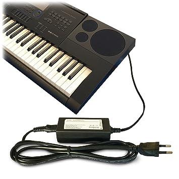 ABC products de Casio AC/DC fuente de alimentación, adaptador, de alimentación de