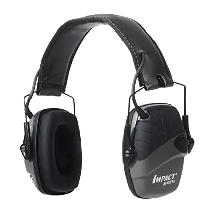 Howard Leight by Honeywell Impact Sport Sound Amplification - Auriculares electrónicos, Unisex, R-