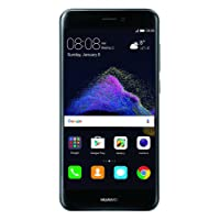 Huawei P8 Lite 2017 Smartphone, 5,2 Pollici Full HD, 3GB RAM, Memoria da 16 GB, Camera 12 MP, Marchio Tim, Android 7.0, Nero