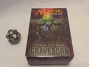 Magic The Gathering graveborn Cubierta Trading tarjetas y accesorios , color/modelo surtido: Amazon.es: Juguetes y juegos