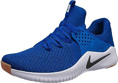 Nike Free TR 8, Zapatillas de Deporte para Hombre, Multicolor (Game Royal/Black/White/Gum Med Brown 401), 44 EU: Amazon.es: Zapatos y complementos