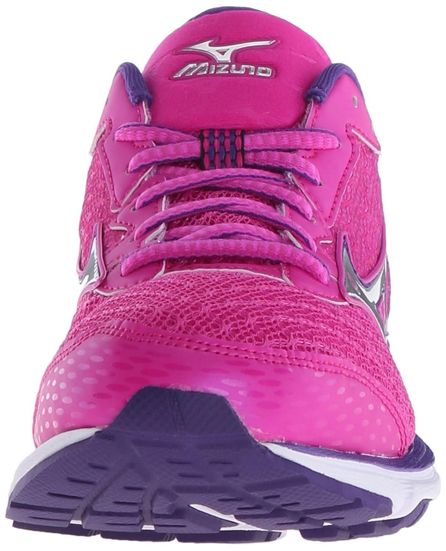 Mizuno Jinete De La Onda 19 Zapatos De Funcionamiento De La Carretera - De Las Mujeres QmLDAoInm
