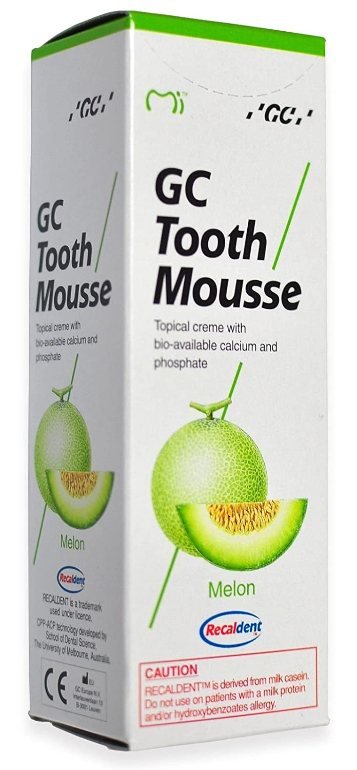 Gc Tooth Mousse (melon)