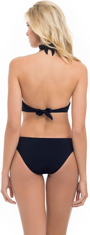 Profile by Gottex Womens Halter Monokini One Piece Swimsuit