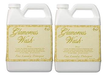 Diva Dos galones de lavado Glamorous Fine detergente por Tyler velas: Amazon.es: Hogar