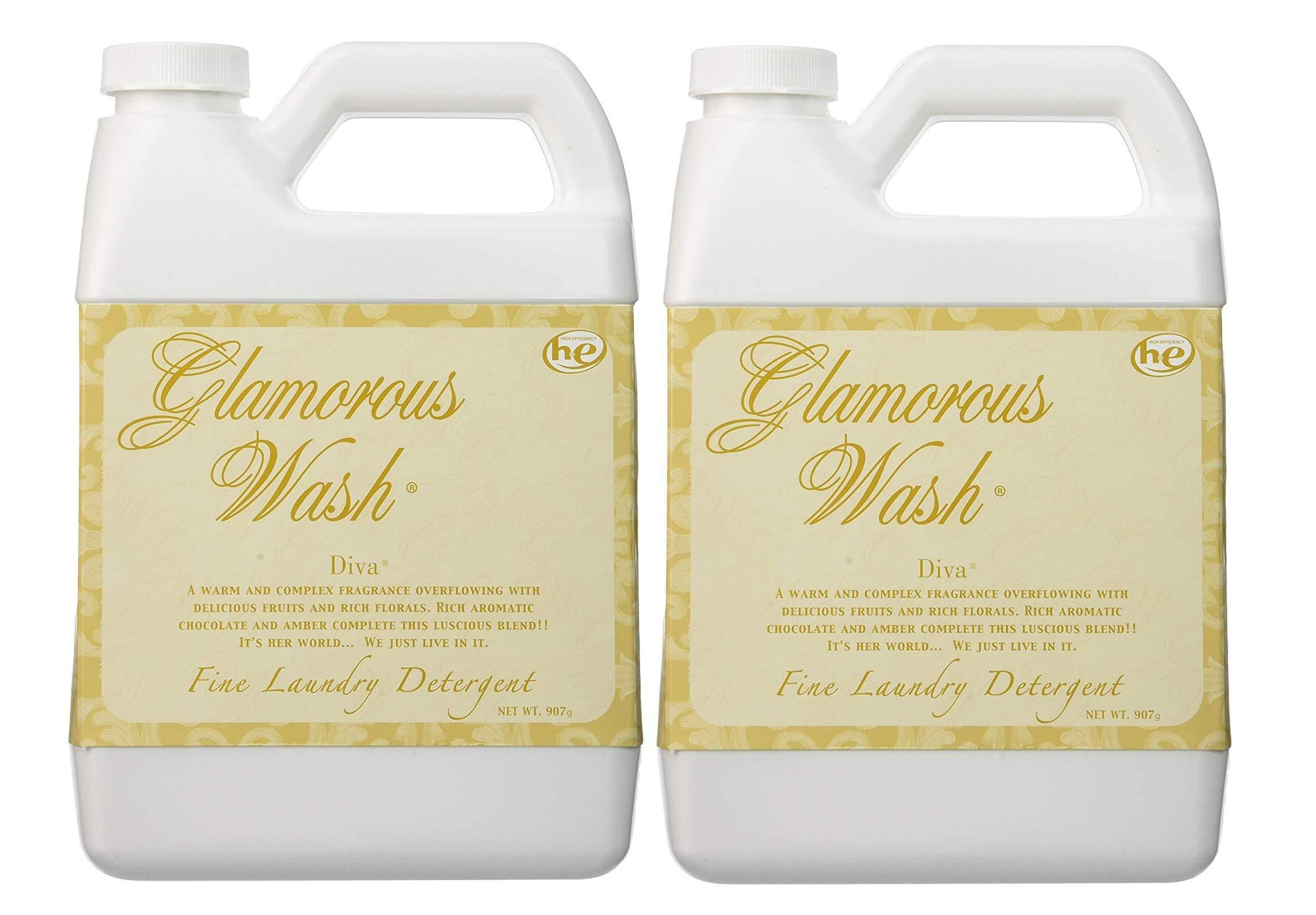 Tyler Glamorous Wash Diva Fine Laundry Detergent 3.78 Liters (2 Pack)